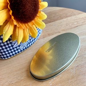 Accents - Sunflower Tin Container